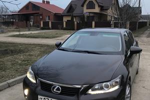 Автомобиль Lexus CT, отличное состояние, 2010 года выпуска, цена 1 100 000 руб., Краснодарский край