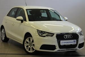 Авто Audi A1, 2014 года выпуска, цена 789 000 руб., Москва