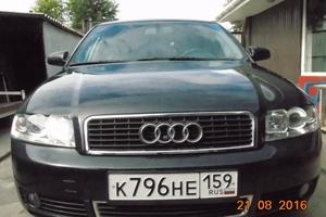 Автомобиль Audi A4, отличное состояние, 2002 года выпуска, цена 350 000 руб., Красноярск