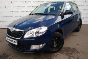 Авто Skoda Fabia, 2011 года выпуска, цена 370 000 руб., Москва