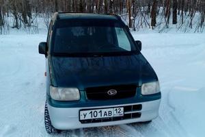 Автомобиль Daihatsu Move, хорошее состояние, 2000 года выпуска, цена 130 000 руб., Йошкар-Ола