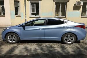 Подержанный автомобиль Hyundai Elantra, отличное состояние, 2012 года выпуска, цена 660 000 руб., Челябинск