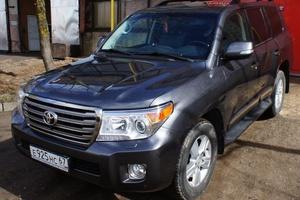Автомобиль Toyota Land Cruiser, хорошее состояние, 2014 года выпуска, цена 3 100 000 руб., Смоленск