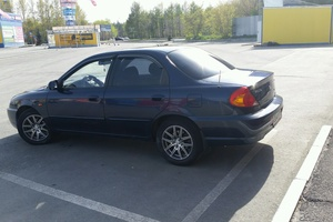 Подержанный автомобиль Kia Spectra, отличное состояние, 2007 года выпуска, цена 205 000 руб., Челябинск