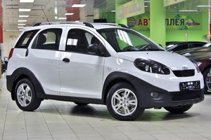 Авто Chery IndiS, 2012 года выпуска, цена 377 777 руб., Москва