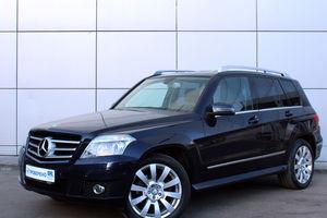 Авто Mercedes-Benz GLK-Класс, 2008 года выпуска, цена 949 000 руб., Москва