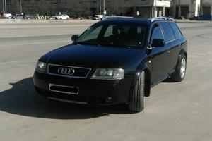 Подержанный автомобиль Audi Allroad, хорошее состояние, 2001 года выпуска, цена 360 000 руб., Санкт-Петербург