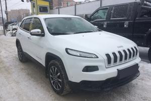 Авто Jeep Cherokee, 2014 года выпуска, цена 1 450 000 руб., Самара
