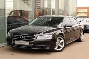 Авто Audi A8, 2013 года выпуска, цена 2 449 000 руб., Москва