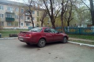 Подержанный автомобиль Toyota Sprinter Marino, хорошее состояние, 1996 года выпуска, цена 155 000 руб., Челябинск