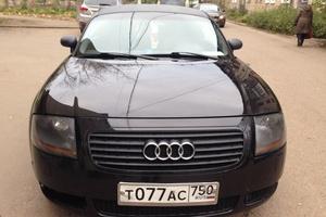 Подержанный автомобиль Audi TT, хорошее состояние, 2002 года выпуска, цена 400 000 руб., Москва