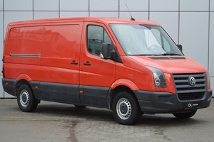 Авто Volkswagen Crafter, 2007 года выпуска, цена 649 000 руб., Москва