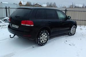 Автомобиль Volkswagen Touareg, хорошее состояние, 2005 года выпуска, цена 650 000 руб., Ликино-Дулево
