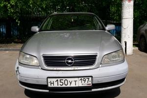 Автомобиль Opel Omega, хорошее состояние, 2001 года выпуска, цена 120 000 руб., Москва