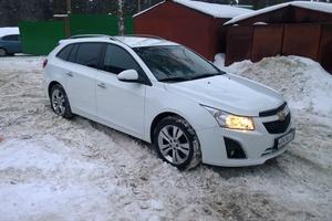 Автомобиль Chevrolet Cruze, отличное состояние, 2015 года выпуска, цена 850 000 руб., Московский