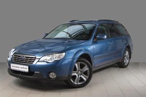 Авто Subaru Outback, 2008 года выпуска, цена 730 000 руб., Санкт-Петербург