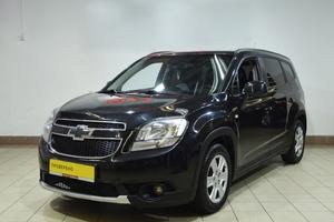 Авто Chevrolet Orlando, 2014 года выпуска, цена 659 000 руб., Москва