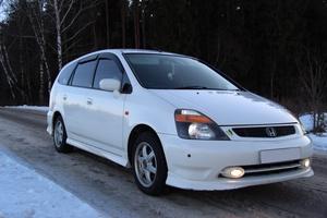 Автомобиль Honda Stream, хорошее состояние, 2001 года выпуска, цена 345 000 руб., Москва
