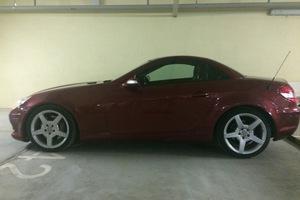 Автомобиль Mercedes-Benz SLK-Класс, отличное состояние, 2005 года выпуска, цена 930 000 руб., Санкт-Петербург