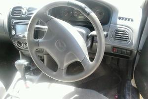 Автомобиль Mazda Familia, среднее состояние, 1998 года выпуска, цена 55 000 руб., Пермь