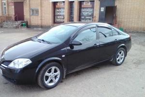 Подержанный автомобиль Nissan Primera, отличное состояние, 2006 года выпуска, цена 290 000 руб., Сафоново