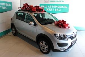 Авто Renault Sandero, 2017 года выпуска, цена 553 000 руб., Челябинск