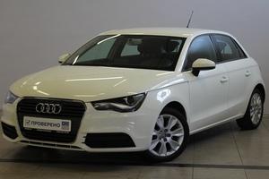 Подержанный автомобиль Audi A1, отличное состояние, 2014 года выпуска, цена 789 000 руб., Москва