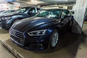 Авто Audi A5, 2017 года выпуска, цена 3 118 189 руб., Москва