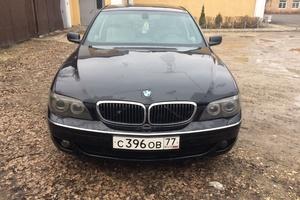 Подержанный автомобиль BMW 7 серия, отличное состояние, 2007 года выпуска, цена 797 797 руб., Павловский Посад