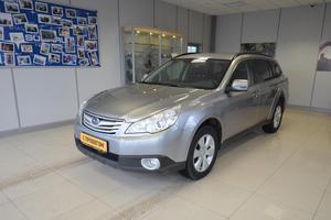 Авто Subaru Outback, 2010 года выпуска, цена 800 000 руб., Москва