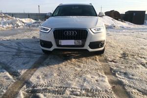 Автомобиль Audi Q3, отличное состояние, 2014 года выпуска, цена 1 500 000 руб., Казань