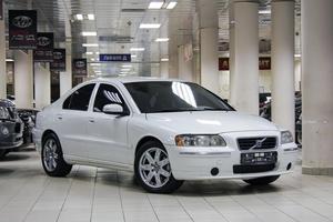 Авто Volvo S60, 2008 года выпуска, цена 455 555 руб., Москва