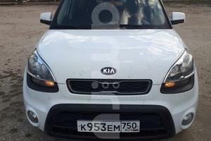 Подержанный автомобиль Kia Soul, отличное состояние, 2014 года выпуска, цена 720 000 руб., Воскресенск