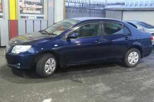 Автомобиль Toyota Corolla Axio, отличное состояние, 2008 года выпуска, цена 453 000 руб., Кызыл