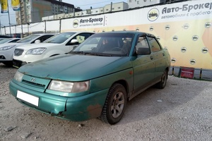 Авто ВАЗ (Lada) 2110, 2000 года выпуска, цена 53 000 руб., Самара