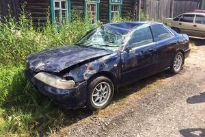 Автомобиль Honda Integra, битый состояние, 1996 года выпуска, цена 90 000 руб., Курган