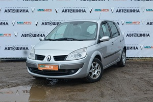 Авто Renault Scenic, 2007 года выпуска, цена 245 000 руб., Калуга