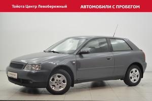 Подержанный автомобиль Audi A3, отличное состояние, 2002 года выпуска, цена 274 000 руб., Москва