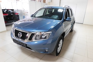 Авто Nissan Terrano, 2016 года выпуска, цена 845 000 руб., Тюмень