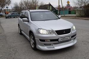 Автомобиль Mitsubishi Airtrek, хорошее состояние, 2001 года выпуска, цена 350 000 руб., Тюмень