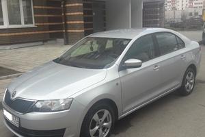 Автомобиль Skoda Rapid, хорошее состояние, 2015 года выпуска, цена 580 000 руб., Долгопрудный