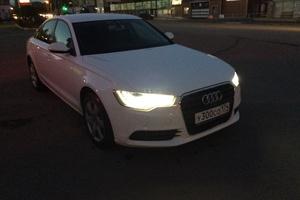Автомобиль Audi A6, отличное состояние, 2011 года выпуска, цена 1 300 000 руб., Челябинск