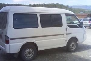 Автомобиль Nissan Vanette, битый состояние, 2001 года выпуска, цена 100 000 руб., республика Башкортостан