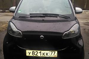 Подержанный автомобиль Smart Fortwo, отличное состояние, 2010 года выпуска, цена 510 000 руб., Видное