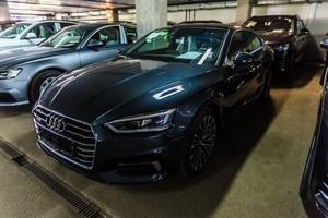 Авто Audi A5, 2017 года выпуска, цена 3 374 791 руб., Москва