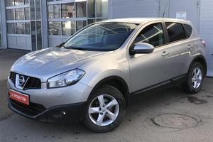 Подержанный автомобиль Nissan Qashqai, хорошее состояние, 2010 года выпуска, цена 525 000 руб., Казань