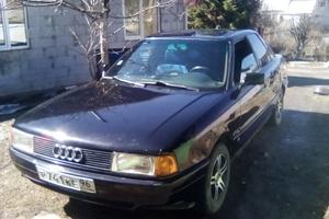 Автомобиль Audi 80, хорошее состояние, 1989 года выпуска, цена 140 000 руб., Екатеринбург