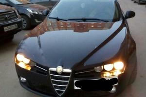 Автомобиль Alfa Romeo 159, отличное состояние, 2010 года выпуска, цена 800 000 руб., Москва и область