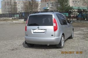 Автомобиль Skoda Roomster, хорошее состояние, 2007 года выпуска, цена 270 000 руб., Челябинск