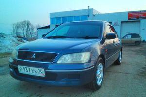 Автомобиль Mitsubishi Lancer, отличное состояние, 2002 года выпуска, цена 210 000 руб., Елабуга